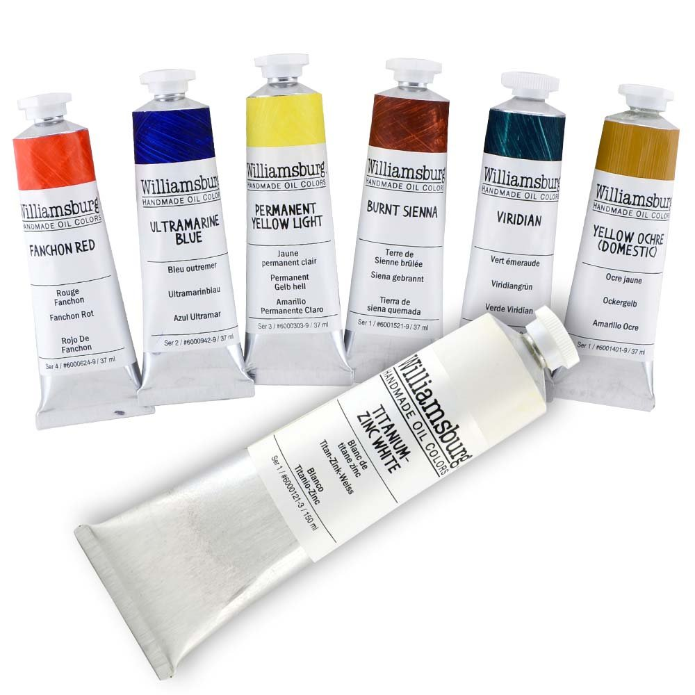 Amazon basic oil paint set nvjuhfo Image collections
