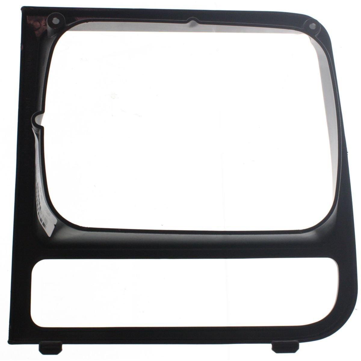 DAT 97-01 JEEP CHEROKEE HEAD LAMP DOOR COVER RIGHT PASSENGER SIDE CH2513157 DAT AUTO PARTS