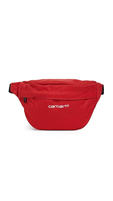 46f301cdcea Amazon.com: Carhartt WIP Men's Payton Hip Bag, Cardinal, One Size: Shoes