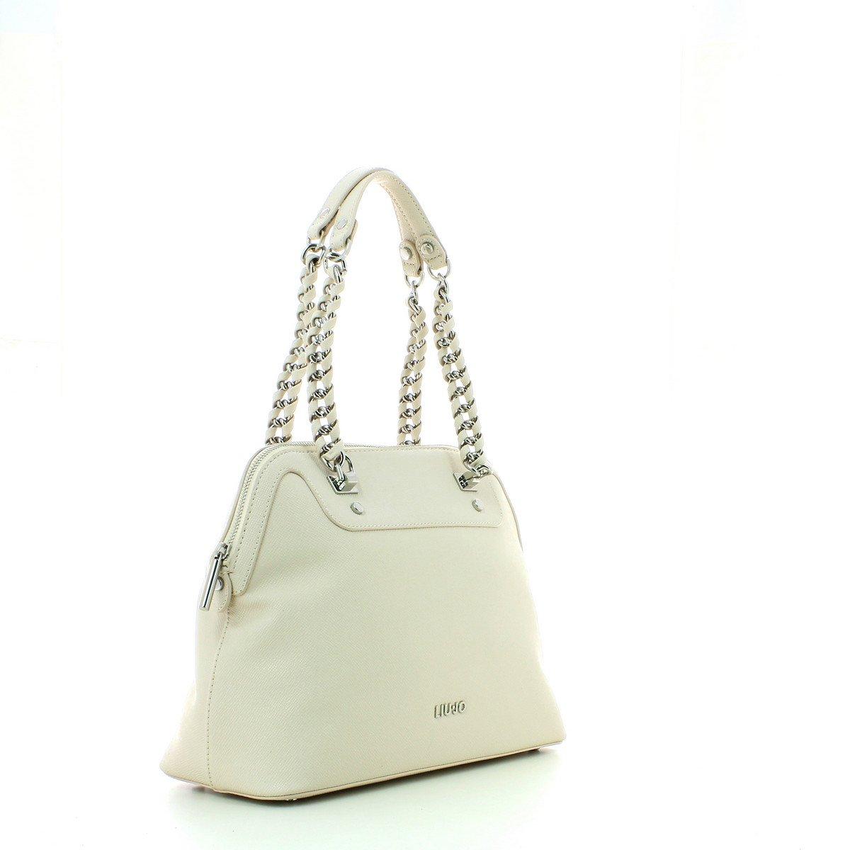 LIU JO ANNA CHAIN SHOPPING BAG M A17001E0087