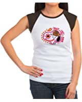 CafePress Day Of The Dog Snoopy - Women's Cap Sleeve T-Shirt