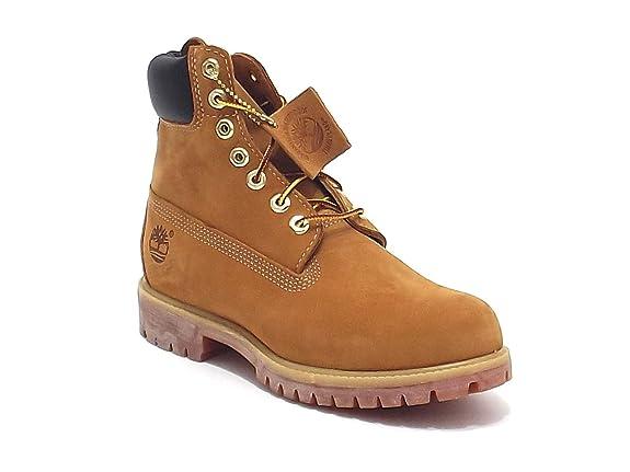Timberland scarpe uomo, 10061, polacco boot in nabuk, colore