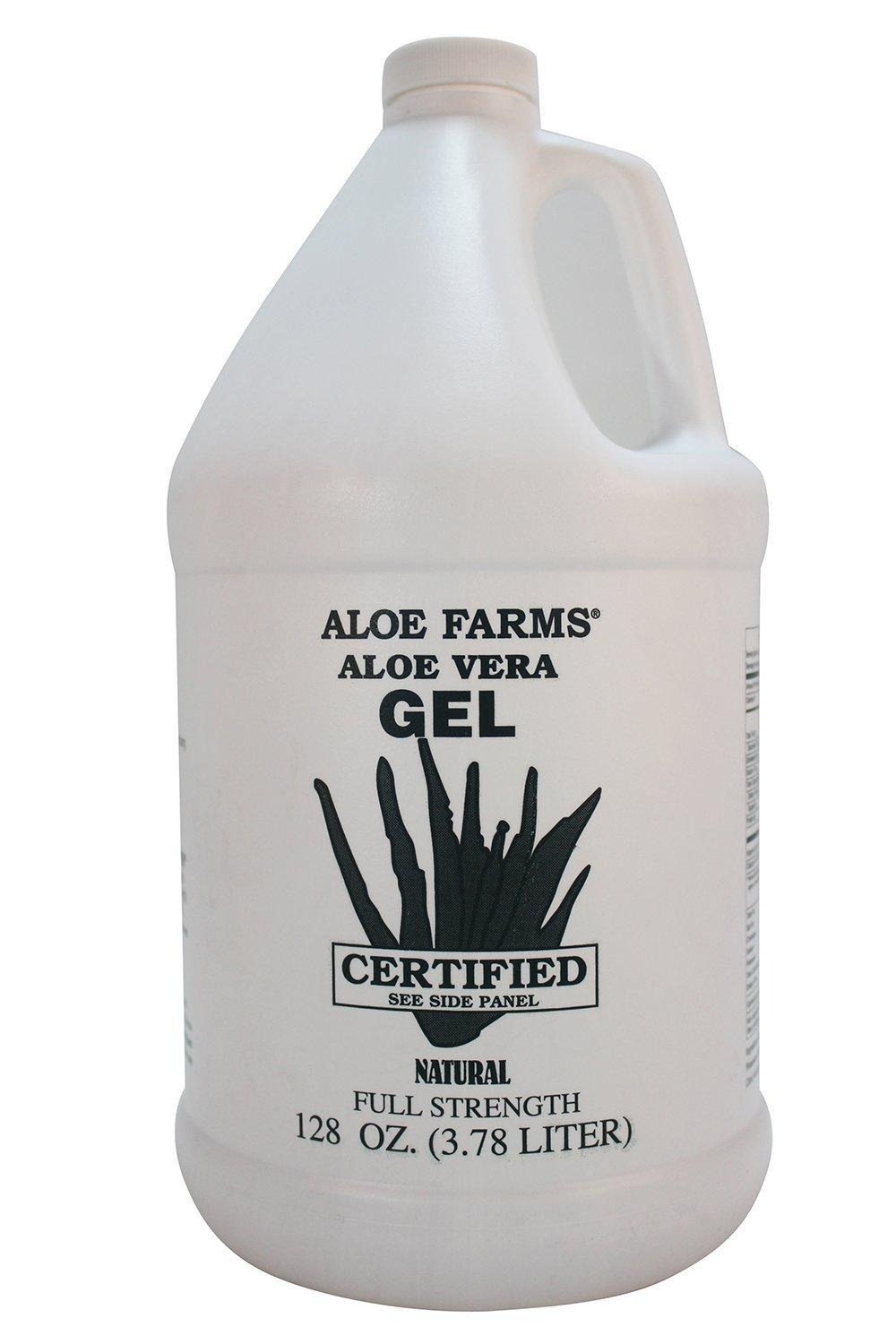 Aloe Farms Aloe Vera Gel Organic, 128-Ounce