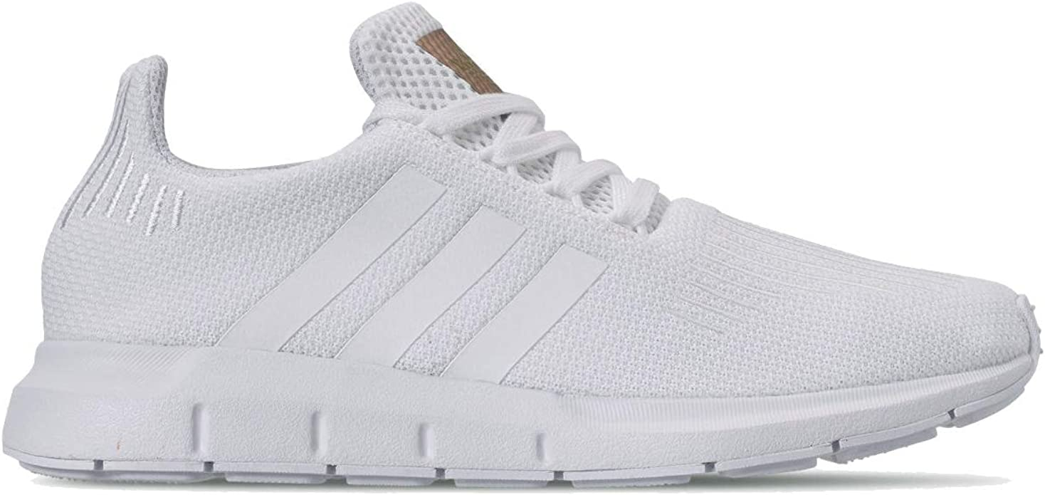 All White Adidas Swift Cheap Online