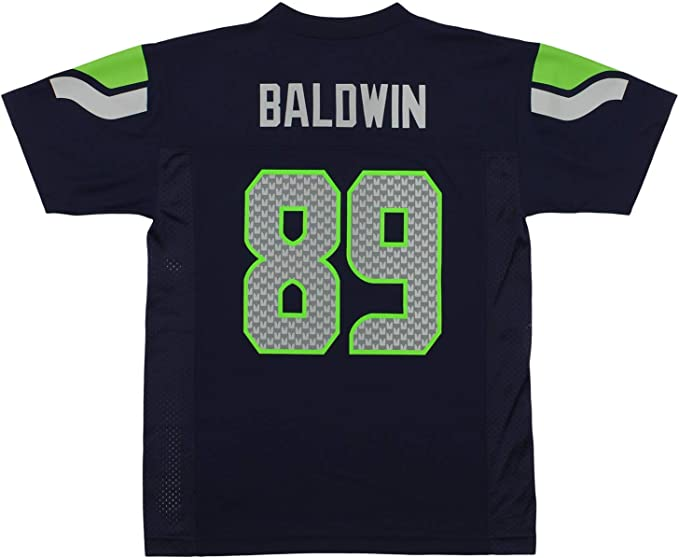 Doug Baldwin Seattle Seahawks #89