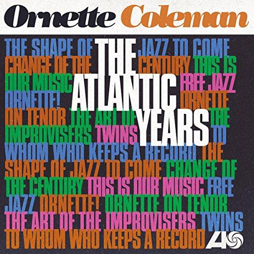 The Atlantic Years (10LP 180 Gram Vinyl) by Atlantic Catalog Group