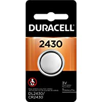 Deals on Duracell 2430 3V Lithium Coin Battery