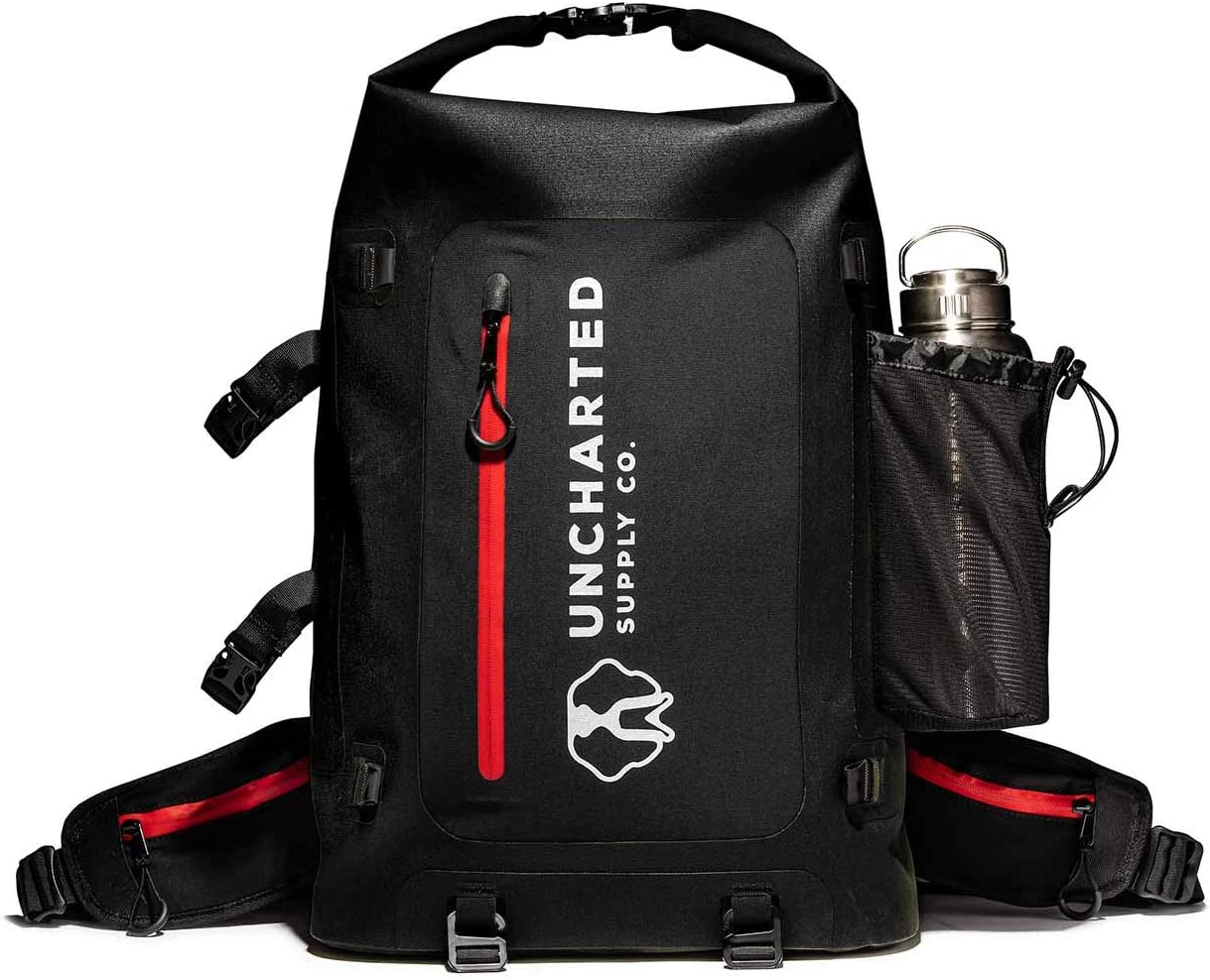 Uncharted Supply Co The Seventy2 Pro 2-Person Survival System - 72 Hour Emergency Preparedness Kit - Ideal for Your Car, Home, Survival Readiness, and Camping