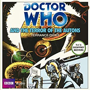 Doctor Who and the Terror of the Autons Audiobook