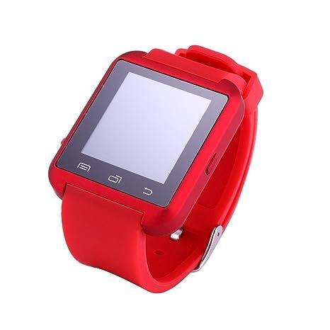 Jambo U8 reloj inteligente Bluetooth 4.0 Reloj Inteligente Reloj de pulsera