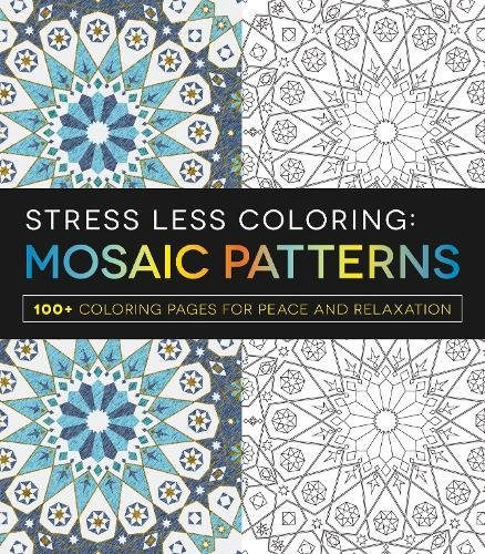 Stress Less Coloring - Mosaic