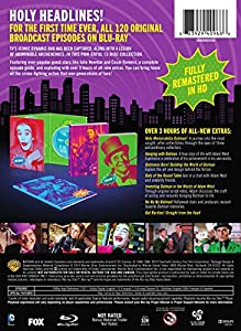 Batman: The Complete Television Series (Blu-ray) by WarnerBrothers