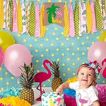Amazon.com: Pancarta de fiesta de cumpleaños con diseño de ...