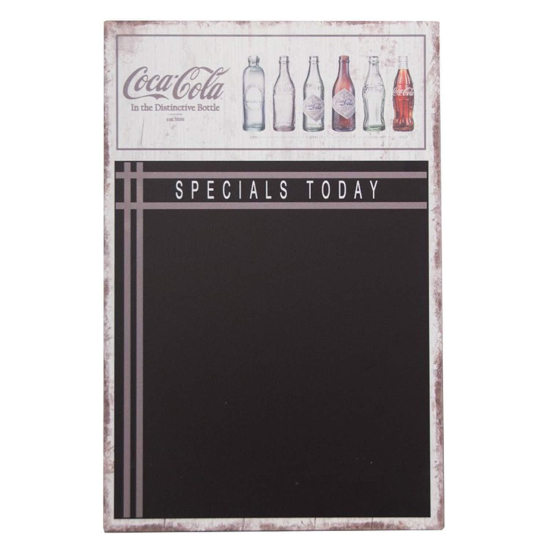 Amazon.com: Coca-Cola Evolution pizarrón menú 16.54