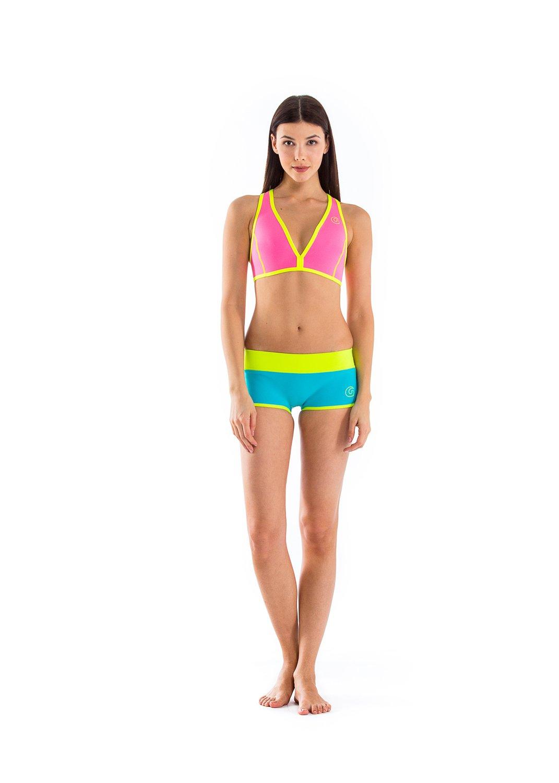 glidesoul Damen Bikini Hose
