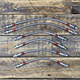 Stainless Steel Brake Lines-E30 BMW