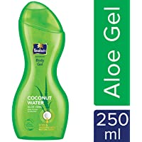 Parachute Advansed Body Gel - Coconut Water & Aloe Vera Gel, 250 ml