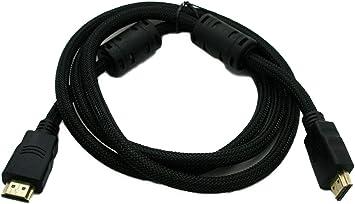 Cable HDMI a HDMI 1.5m Full HD 1080p para PC Portatil TV ...