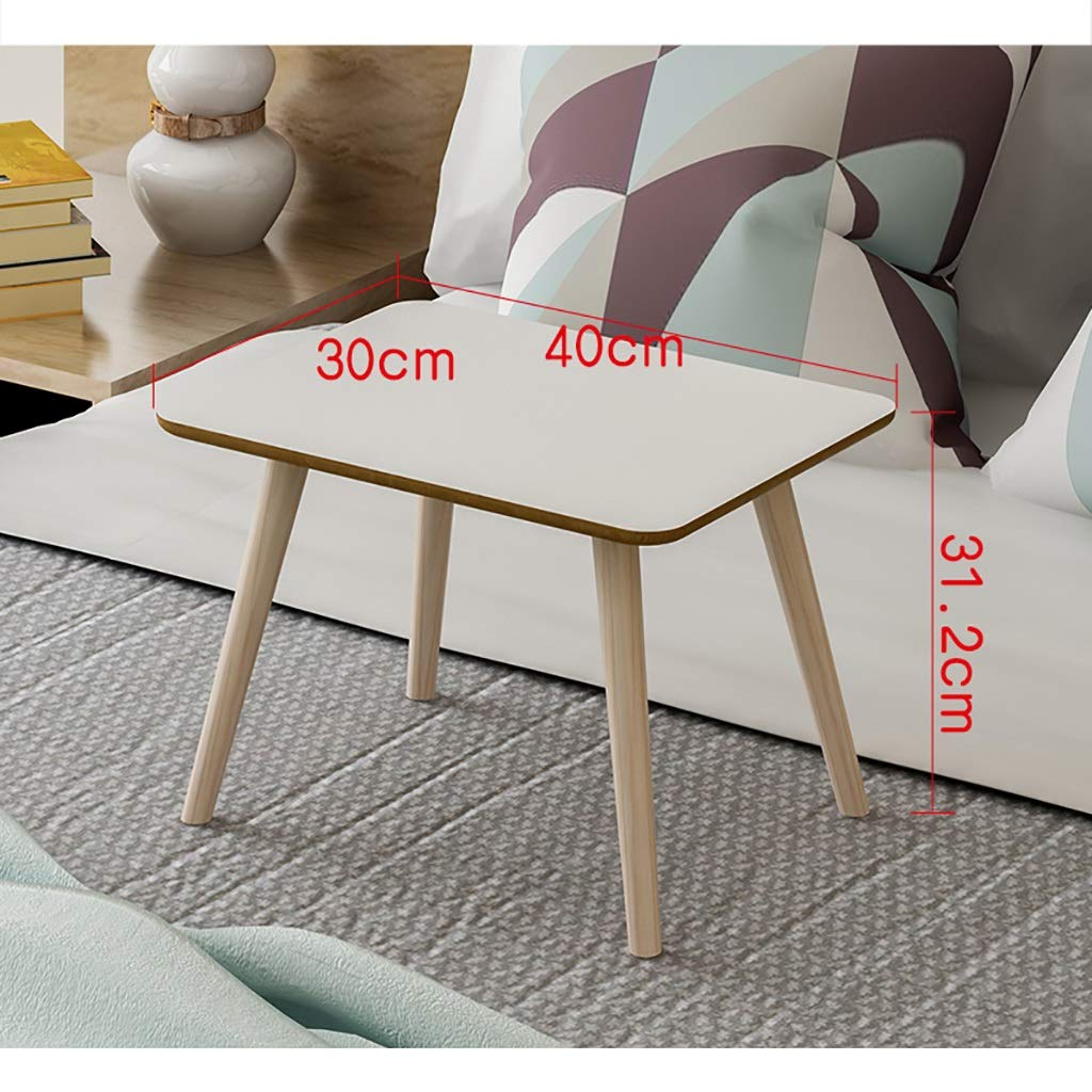 Cama plegable mesa Mesa plegable Mesa pequeña pequeña pequeña en la cama Mesa portátil Computadora Uso de la cama Mesa de té para beber Mesa pequeña Uso de los estudiantes Mesa perezosa Escritorio simple Patas de mad e99c33