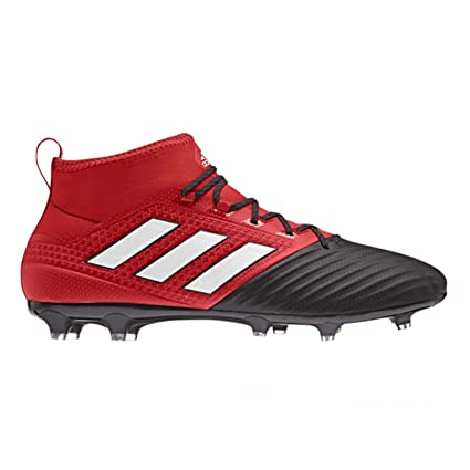 34920c217c0f Amazon.com  adidas Ace 17.2 Primemesh Fg Red White Black Soccer Shoes 10   Sports   Outdoors