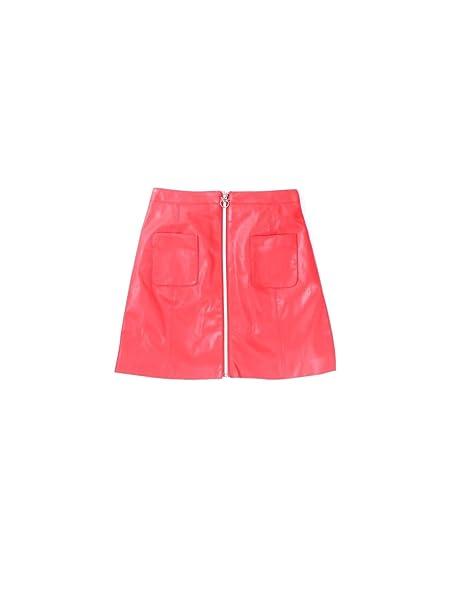 4be71ff7f7907 Pinko 1A119T Y56X Gonne Bambina Rosso 14A  Amazon.it  Abbigliamento