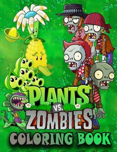 Price comparison product image Plants vs Zombies coloring book