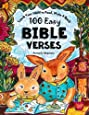 Teach Your Child to Read, Write and Spell: 100 Easy Bible Verses - Psalms (Christian Family Homeschooling) (Volume 1)