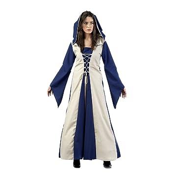Limit Sport- Disfraz Medieval Agnes Algodón, S (MA613): Amazon.es ...