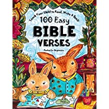 Teach Your Child to Read, Write and Spell: 100 Easy Bible Verses - Psalms