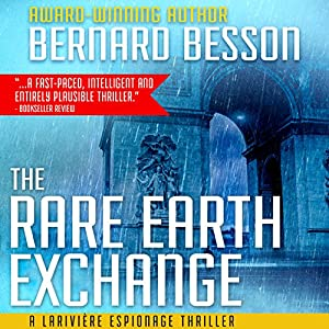 The Rare Earth Exchange [Partage des Terres] Audiobook