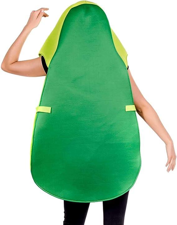 Fun Shack Verde Aguacate Disfraz para Hombres y Mujeres - Un ...