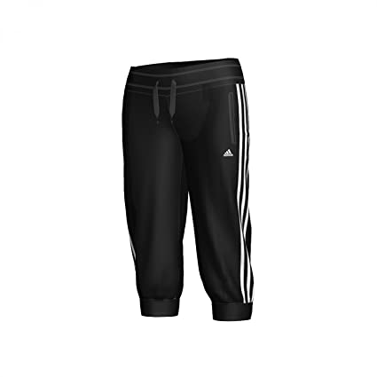 eb53e8a2c14944 adidas Damen 3 4 Knit Hose Essentials 3S