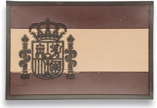 M.ALBAINOX - Parche españa arida. (7.4 x 4.9 cm): Amazon.es: Productos para mascotas