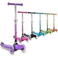 3StyleScooters® RGS-1 Patinete Scooter Tres Ruedas para Niños