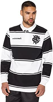 Barbarians Rugby Classic LS Rugby Jersey 2016: Amazon.es ...