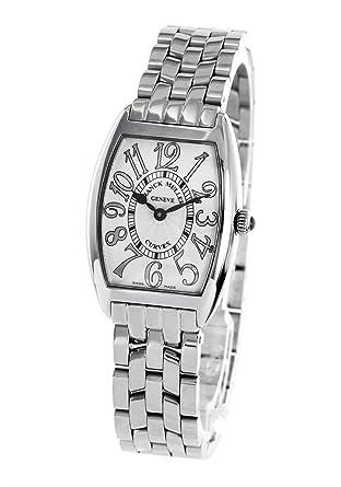 separation shoes 43fec fe85b Amazon | フランクミュラー トノーカーベックス レリーフ 腕時計 ...