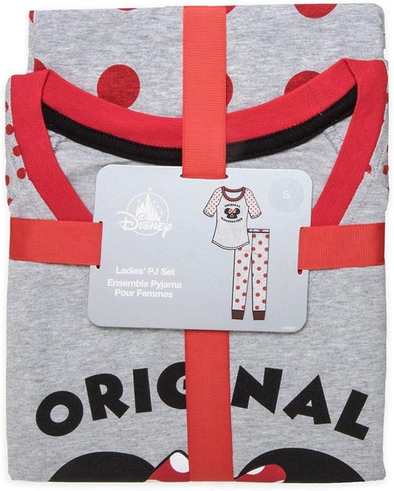 Disney Minnie Mouse Original Mouseketeer PJ Set for Women
