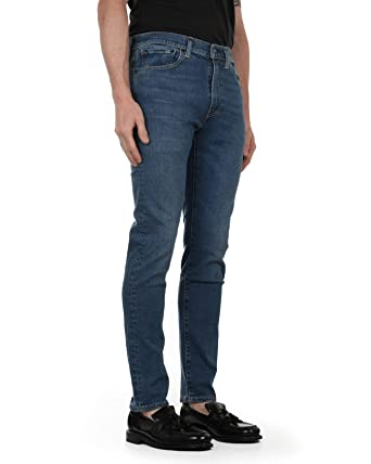 96f1dab6d Levi's Men's 510 Skinny Fit Jeans, Blue, 36W x 30L: Amazon.co.uk ...