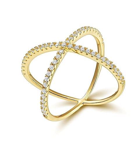 Jewels Fashion Surgical Stainless Steel Studs Earrings Little Girl-Women Double Rings Cubic Zirconia Hypoallergenic Earrings