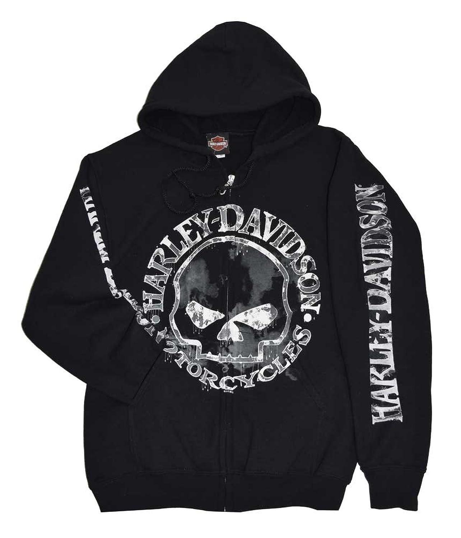 Skull hoodies for men