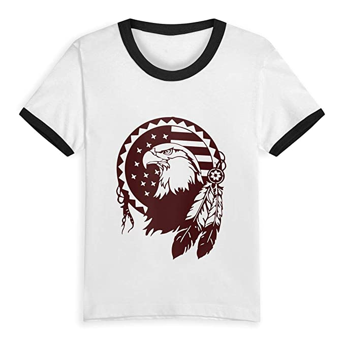 1feb3f34 Amazon.com: Native American Symbols Eagle Children Baby Boys' Short ...