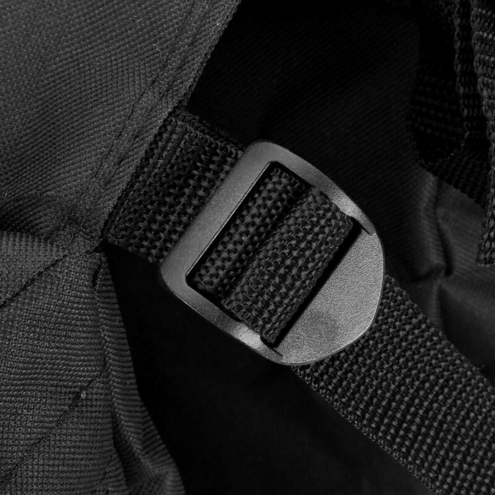 Ariymap Motorrad Roller ATV 600D Oxford Stoff wasserdichte Satteltaschen Sattel Seitentasche