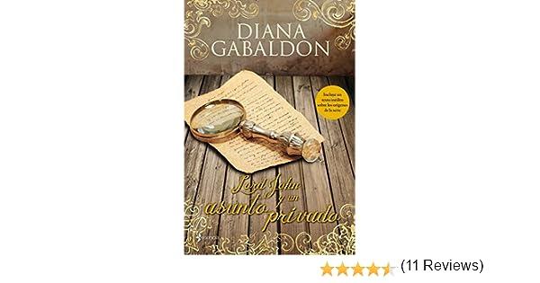 Lord John y un asunto privado (Novela romántica): Amazon.es ...