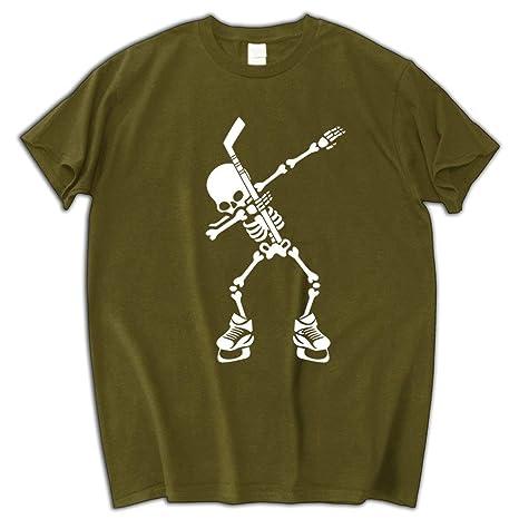 11233e05 Amazon.com: Go Cart Go Hockeyer Skeleton Dabbing Halloween Dab Dance T-Shirt  New T-Shirt Men Fashion T Shirts Top Tee Euro Size ping: Kitchen & Dining