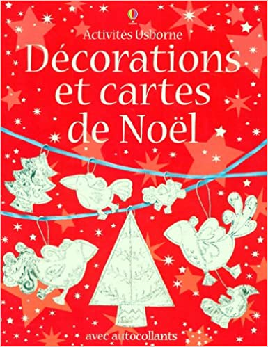 Comment Faire Un Carte De Noel.Decorations Et Cartes De Noel Amazon Ca N A Books