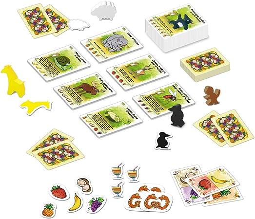 Asmodee- Juego de Mesa (Edge Entertainment EE2F11): Amazon.es: Juguetes y juegos