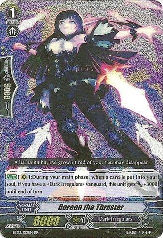 Cardfight!! Vanguard TCG - Doreen the Thruster (BT03/012EN) - Demonic Lord Invasion