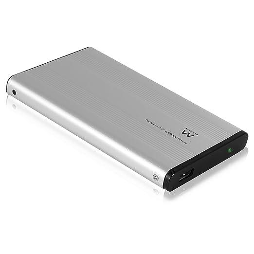 """57 opinioni per Eminent EM7042 2.5"""" Case Esterno per HDD IDE, Interfacia Hard disk PATA, USB 2.0"""