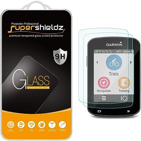 BIKECO Garmin Edge 520 Protective Case Screen Protector for Garmin Edge 520 GPS Bike Computer Silicone Case