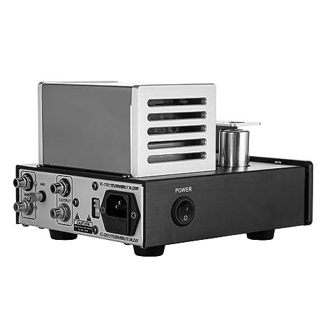Gemtune MS23B versión mejorada de MS22B 12AX7B X2 Stereo Tubo fono ...